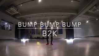 Bump Bump Bump - B2K (feat. P. Diddy) | Geoff Lin Choreography