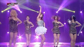 【TVPP】Hong Jin Young - Love's Battery + Boogie Man, 홍진영 - 사랑의 배터리 + 부기맨 @ 2013 KMF