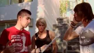 blessthefall   Behind the Scenes of Hey Baby Music Video