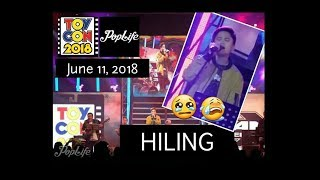 Hiling by Mark Carpio cover by Kaye Cal ToyCon2018 width=