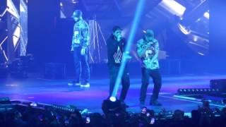 $-Crew - Jusqu'au bout (Live)