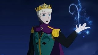 "Disney's Frozen ""Let It Go"" Sequence Animated Performed by NateWantsToBattle (Male Version)"