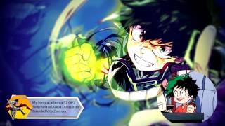 Boku no hero academia OP 3 Sora Ni Utaeba - Extended version