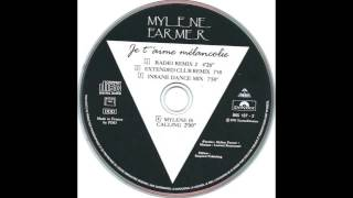 Mylène Farmer - Mylene is calling