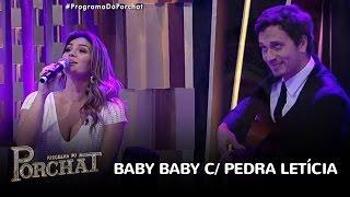 Kelly Key toca versão exclusiva de 'Baba, Baby' com Pedra Letícia
