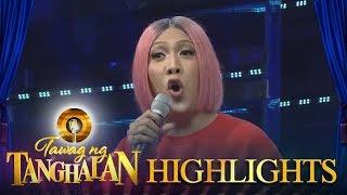"""Tawag ng Tanghalan: Vice Ganda's interpretation of """"Dahil Mahal na Mahal Kita"""""""