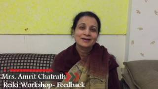 Mrs. Amrit-feedback
