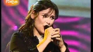 Rosa López ~  Europe's Living a Celebration [Spain] (Eurovisión Song Contest 2002 Grand Final)