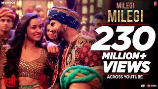 Milegi Milegi Video Song |  STREE |  Mika Singh | Sachin-Jigar | Rajkummar Rao, Shraddha Kapoor width=