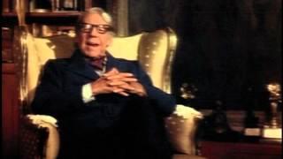 Don Fernando Soler habla del Cine Mexicano