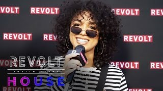 Danileigh is excited for all the dope women in music right now   #REVOLTon6