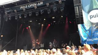 What I've Done - James Hersey live concert at Puls Open Air Germany 2017