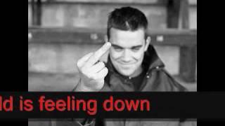 Toxic - Robbie Williams - With Lyrics