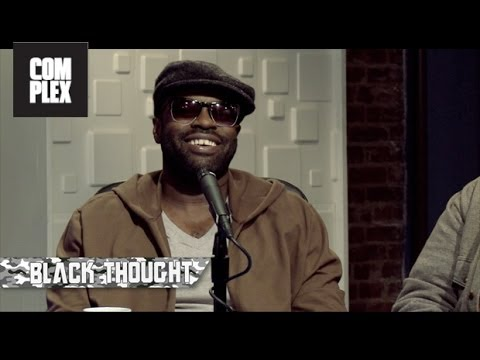Black Thought Chords