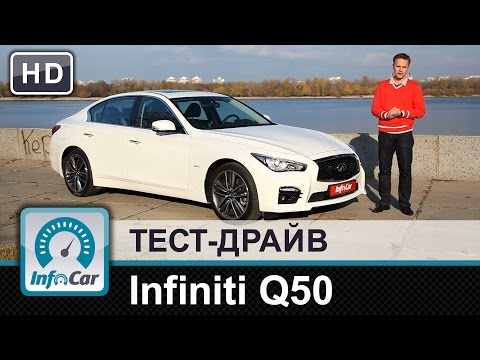 Infiniti Q50 Sport Pack 1 + 3