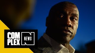 Why Shannon Sharpe Was 'Disappointed in Michael Jordan's Response' to Trump's Tweet