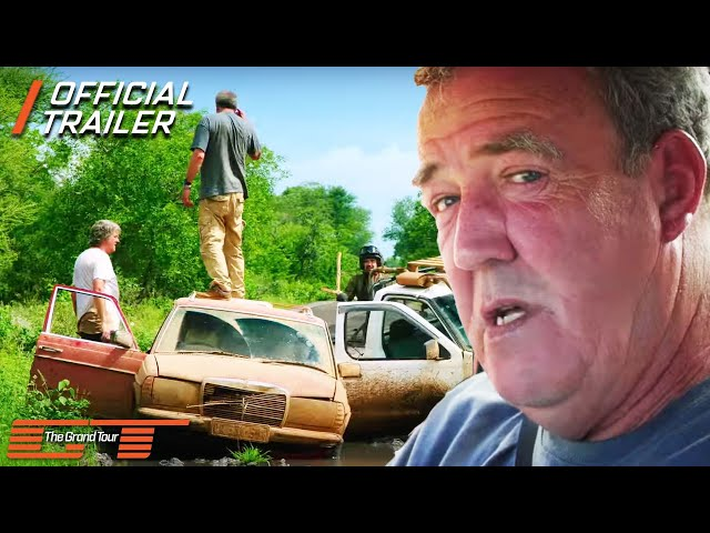 Feed the world - The Grand Tour