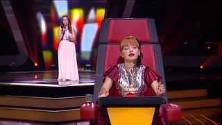 "Joana Ferreira - ""Chandelier"" | Provas Cegas | The Voice Portugal | Season 3"