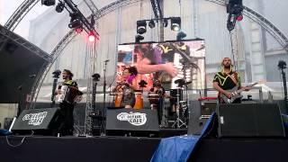 La Yegros - Que Me Hizo Mal live @ Couleur Café 27/06/14
