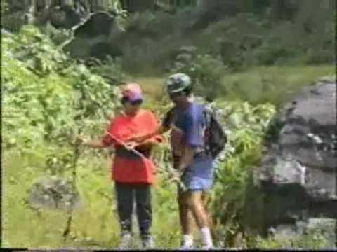 Nilam & Capt.I.P.Sitoula Muktinath.Nepal Part 9.Oct.1999.wmv