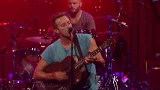 Coldplay - Major Minus (Live on Letterman)