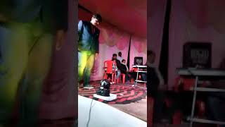 Madhav rai & durganand jha stage show.. Pipra benipur me Sunil Jee ke gaam pr