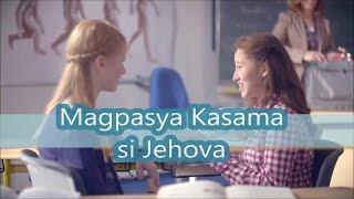 Magpasya Kasama si Jehova Lyrics & Karaoke | JW Broadcasting Music Video March 2017 Tagalog
