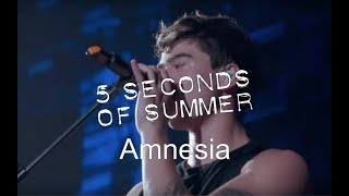 5 Seconds Of Summer - Amnesia (Live At Wembley Arena)
