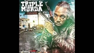 Mavado - Triple Murda | Double Murda Riddim | Jan 2017 @DarkstarMusic
