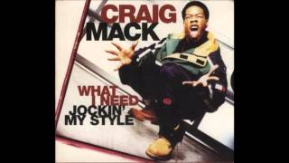 Craig Mack - What I Need Instrumental