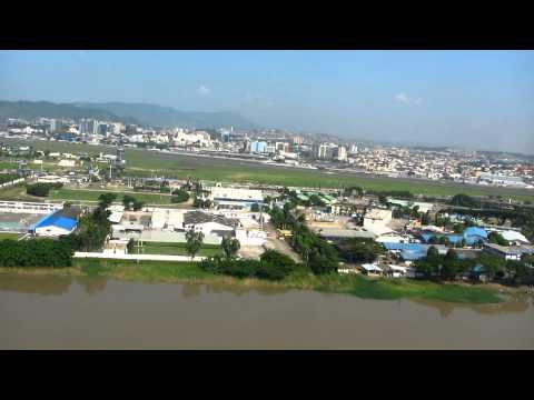Sobrevuelo por Guayaquil