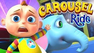 Carousel Ride Episode | TooToo Boy | Funny Comedy Kids Shows | Cartoon Animation For Children