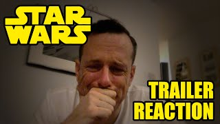 Star Wars: Episode VII - The Force Awakens Official Trailer Reaction