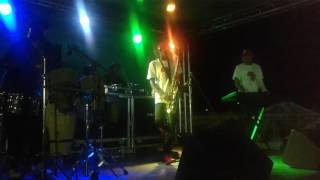 Afrikan Roots Live On Stage