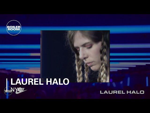Laurel Halo en directo