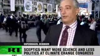 Skeptics challenge Copenhagen global warming summit 8th 12th 09.