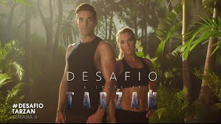 A Lenda de Tarzan - #DesafioTarzan | Semana 4 (Pernas)