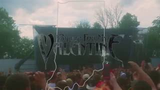 Bullet For My Valentine - Tears Don't Fall Pt.1 Vans Warped Tour 2016