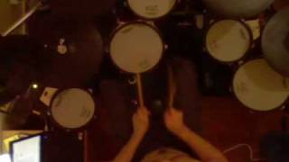 Foo Fighters - Wattershed - Roland TD-12 Drum Cover