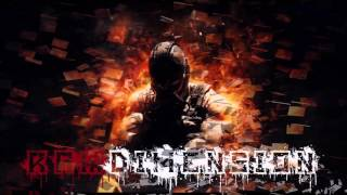Angerfist - Bad Attitude (Raw Infantry Remix) [HD+HQ]