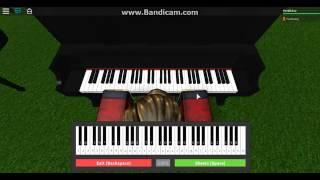 Guren no Yumiya - Attack on Titan OP - Virtual Piano [ROBLOX] - FireMickey