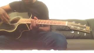 Ferre gola porte monnaie ( guitare acoustique) Kaastigo Del maestro