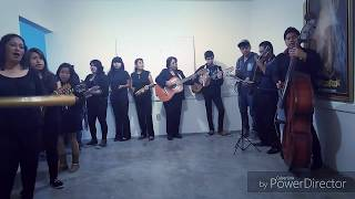 Hay amor (cumbia)-Coro Estudiantina Cristo es Mi Luz