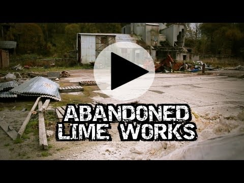 Abandoned Lime Works Cults HD – Urbex Derelict Explore Abandoned Scotland