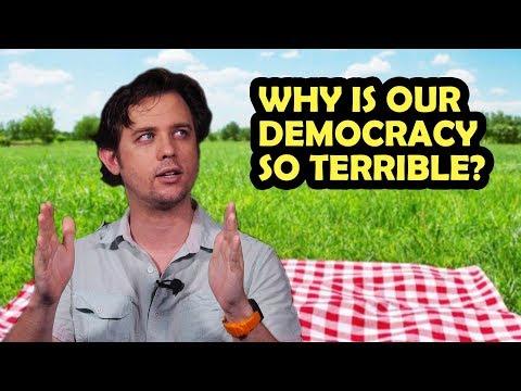 Your Democracy Sucks - the Borda Count and Liquid Democracy