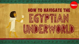 The Egyptian Book of the Dead: A guidebook for the underworld - Tejal Gala width=