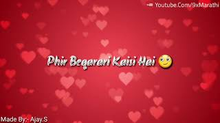Dekha Hazaro Dafa Aapko 🙂 Whatsapp Status Video
