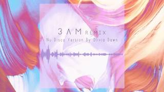 AGA 江海迦 - 《3AM Remix (NU Disco Version By Olivia Dawn)》 [Official Audio]