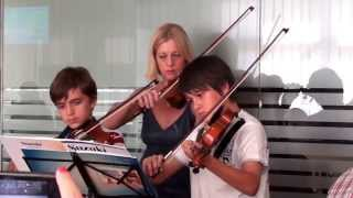 Titanic My Heart Will Go On. Violin  & Piano