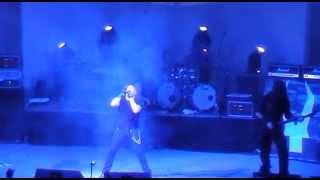 Angeles del infierno Jugando al amor concierto leon gto 2013